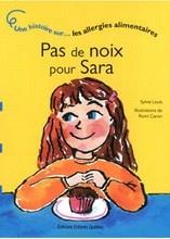 Une histoire inspirée d'un fait réel (oui, Sara existe vraiment!). Ce livre aide les enfants à mieux comprendre les allergies alimentaires et à y faire face. Il contient également une section destinée aux parents et aux éducateurs. $18.95