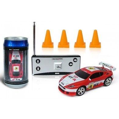 Zdalnie sterowane samochody Mini Car RC 1:58 to auto dla młodego fana modeli rc. Samochodzik niewielkich rozmiarów bo w skali 1:58 po rozpakowaniu gotowy jest do zabawy. Wygodny mały pilot umożliwia obsługę nawet najmłodszym użytkownikom. Opis, dane techniczne, komentarze oraz film Video znajdziesz na naszej stronie, nie ma jeszcze komentarzy, to czemu nie zostawisz swojego:)