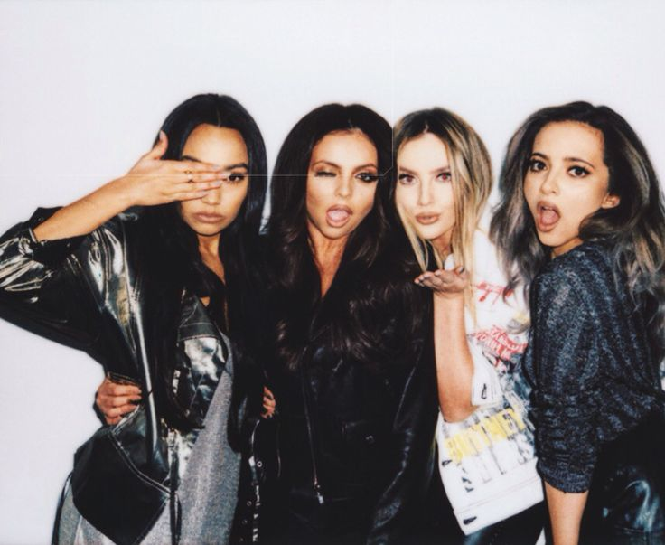 Little Mix / Leigh Anne Pinnock. Jesy Nelson. Perrie Edwards. Jade Thrilwall…