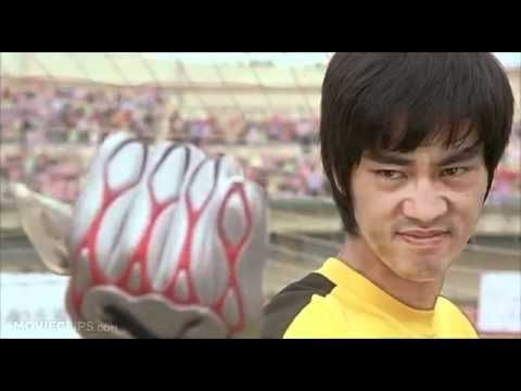 One of my FAVORITE movies!!  SHAOLIN SOCCER BRUCE LEE FINAL MATCH