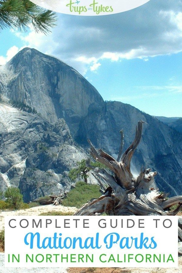 The Ultimate Guide to National Parks in Northern California