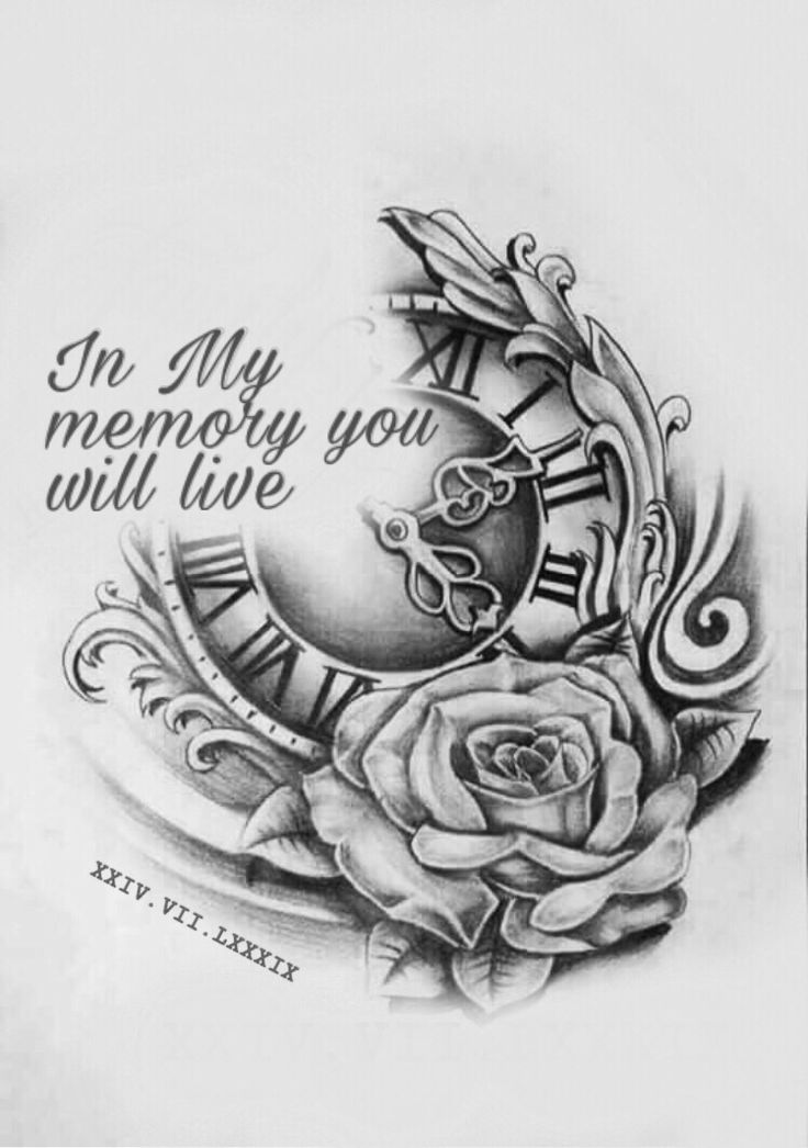 Erinnerung für meinen Vater