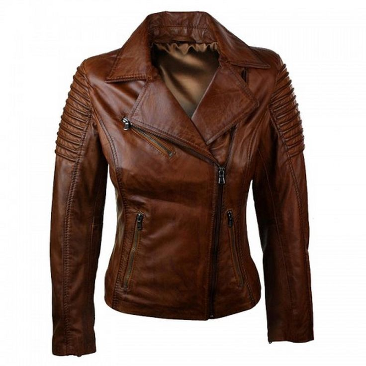 die besten 25 ladies brown leather jacket ideen auf pinterest braune lederjacke f r damen. Black Bedroom Furniture Sets. Home Design Ideas