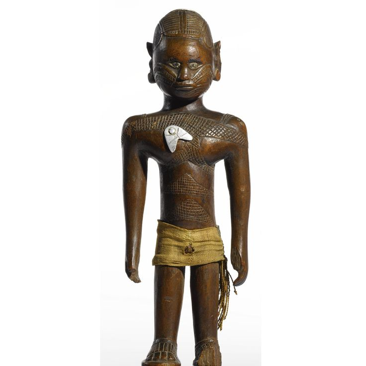A Kamba Male Power Figure, Kenya   lot   Sotheby's