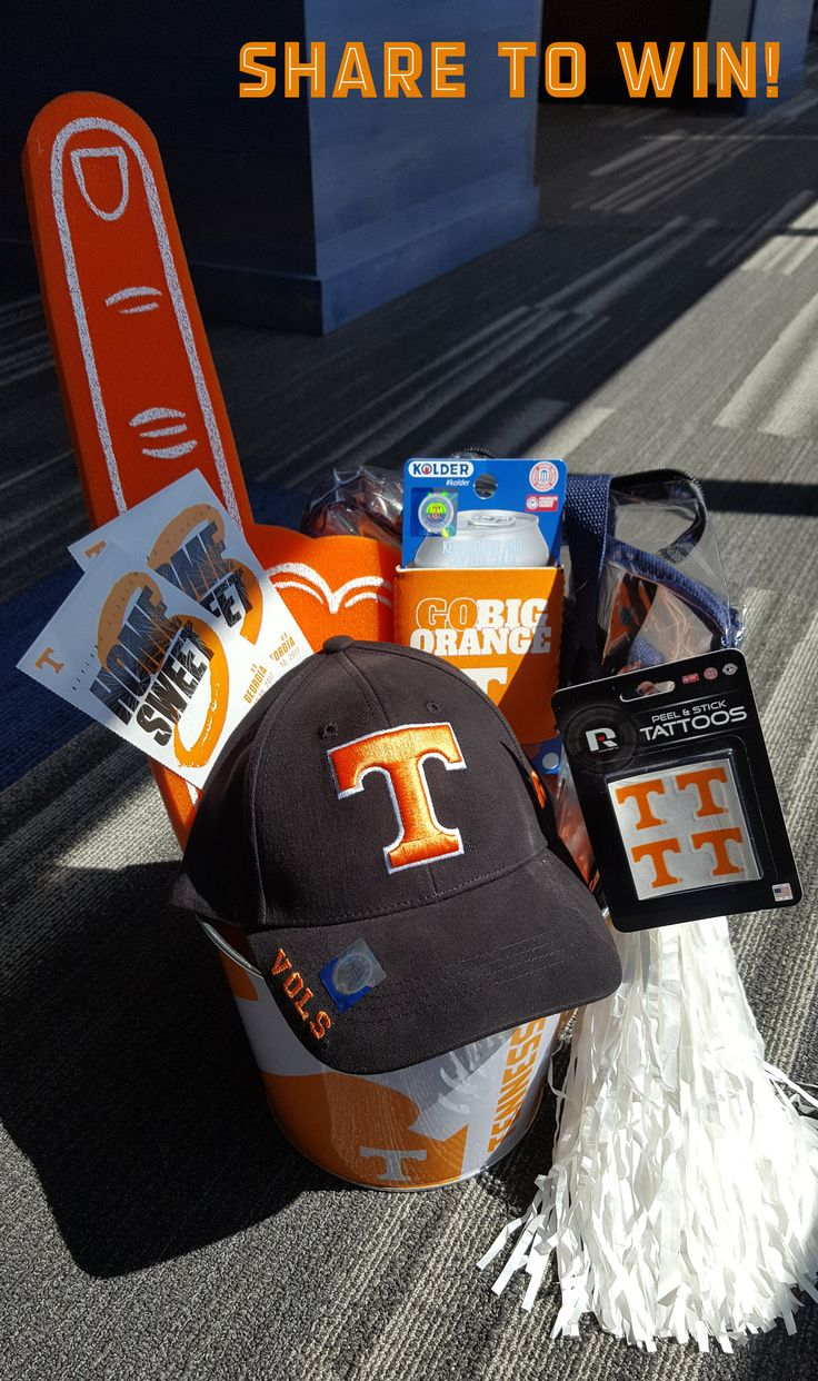 Head over to our Facebook page and enter to win 2 UT vs. GA Football tickets and a game prize package! A random winner will be selected Thursday, Sept. 28th, 2017.   #Tennessee #Vols #UT #UniversityofTennessee #VFL #GBO #GoVols #Georgia #Bulldogs #Giveaway #FootballTickets