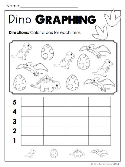 25 Best Ideas About Dinosaur Worksheets On Pinterest