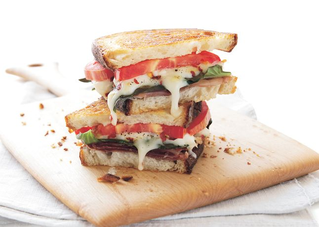 Ultimate Grilled Cheese~: Grilledcheese, Ultimate Grilled, Tomato, Food, Grilled Cheese Sandwiches, Recipes, Grilled Cheeses