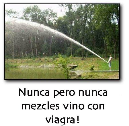 Viagra wine