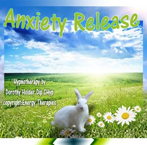 hot off the press Anxiety Release Hypnosis. $4.99 download to any phone, tablet or computer, google play has an app for Iphones so everyone can keep this one close. 25 minutes to a more relaxed and happier you.