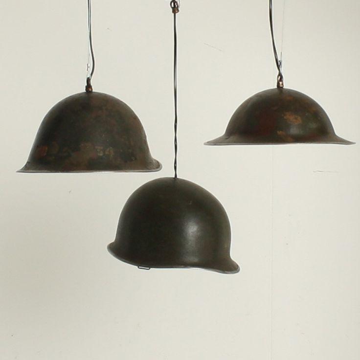 Helm Lamp - Lampen