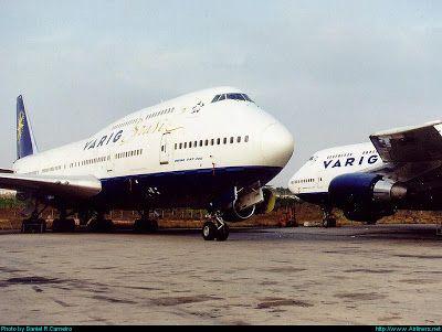 Cultura Aeronáutica: Jumbos no Brasil: A longa e feliz carreira dos Boeing 747 na Varig