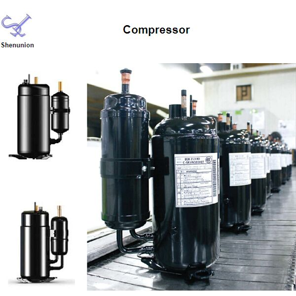 housing and commercial air conditioners usage Rotary compressor