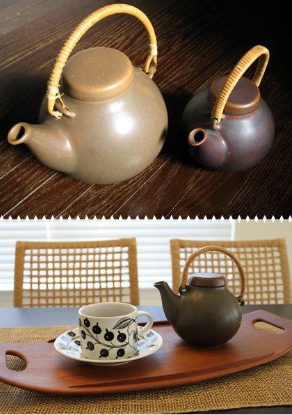 Ulla Procopé GA3 tea pot, 50's, 60's