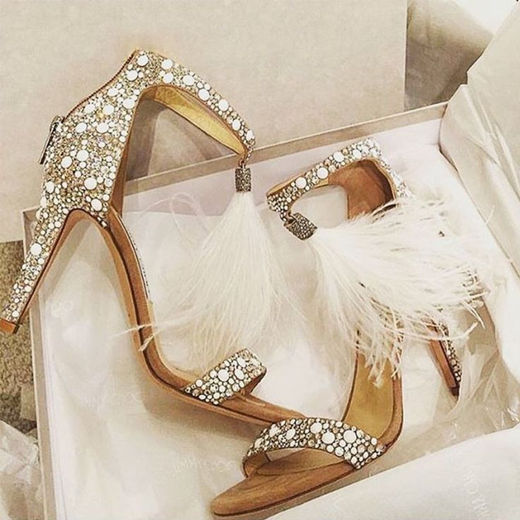 Cheap shoe rack shoes, Buy Quality shoe keyring directly from China shoes inches Suppliers: Women Sandals Wedding Shoes White Ostrich Hair T Strap Crystal High Heels dress shoes Woman