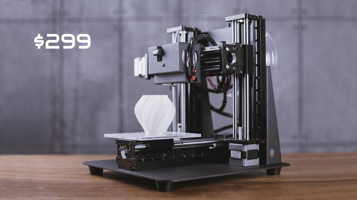 TRINUS - The Affordable All-Metal 3D Printer project video thumbnail