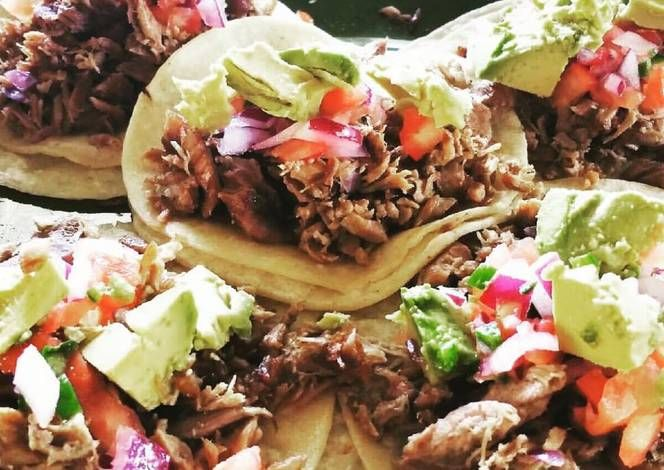 Crock Pot Street Tacos Recipe -  Are you ready to cook? Let's try to make Crock Pot Street Tacos in your home!