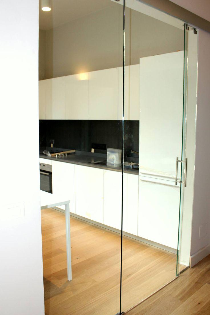 Oltre 25 fantastiche idee su porte scorrevoli per cucina su pinterest - Spazzole per porte scorrevoli ...