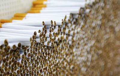 "Philip Morris Says Its Quitting Cigarettes This YearBut Dont Buy It   Getty   Philip Morris Internationalthe company behind some of the world's largest tobacco brands including Marlborohas announced its resolution for the upcoming year: to give up smokingor at least to try.  The international tobacco giant took out ads in newspapers across the U.K. to announce it's going to attempt to stop selling cigarettes in the U.K. in the upcoming year. ""Philip Morris is known for cigarettes. Every year…"