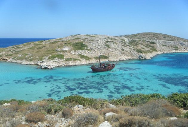 12.Day, Leros, private boat rental, www.barbarosyachting.com