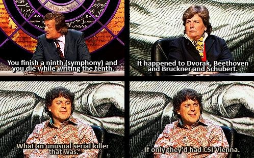 Qi with Stephen Fry.