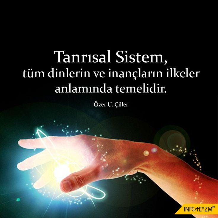 Tanrısal Sistem, tüm dinlerin ve inançların ilkeler anlamında temelidir. #kişiselgelişim #gununsozu #infoteizm