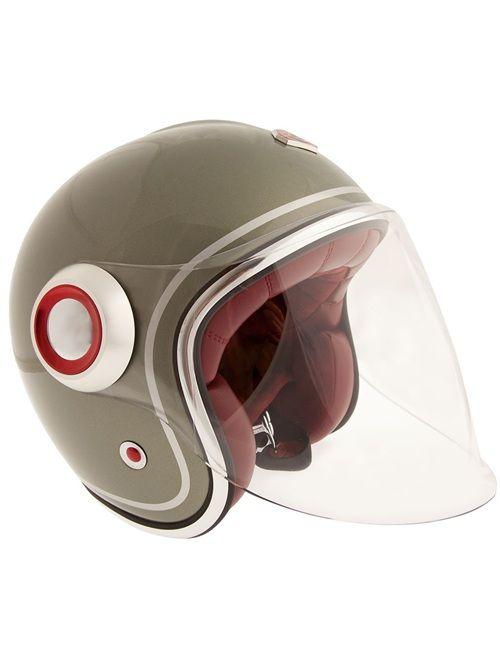 Ruby 'Belvederen' Scooter Helmet / L'Eclaireur Shop
