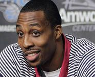 Dwight Howard again wants to leave the Orlando Magic, according to  a report, and would like to be traded to the Nets.