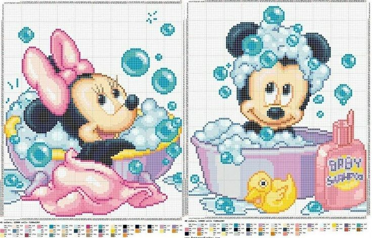 Disney bagnetto punto croce pinterest for Punto croce bagnetto