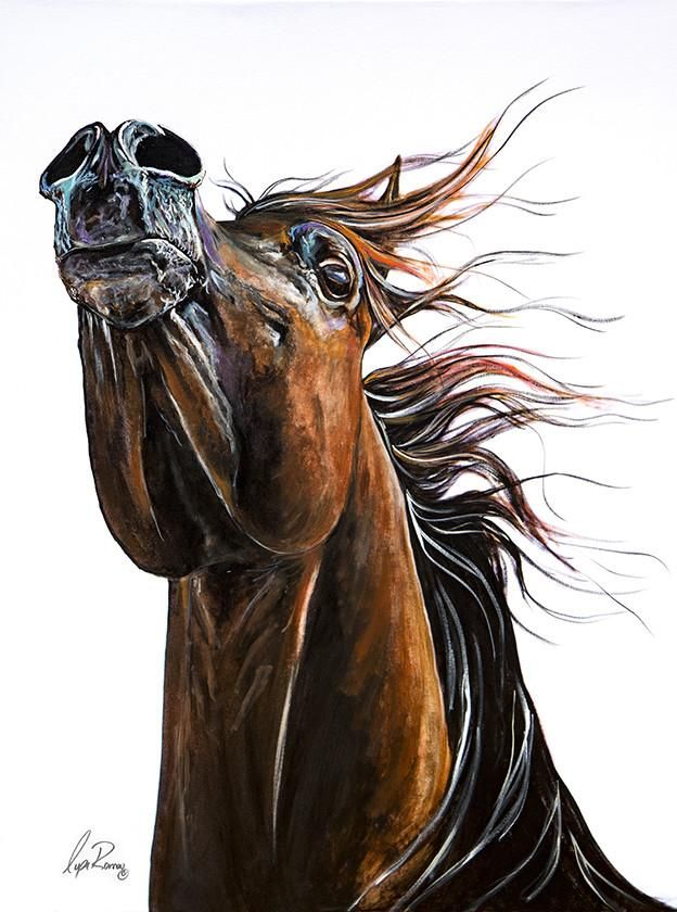 Rabid Horse Artwork Home Facebook - 624×840