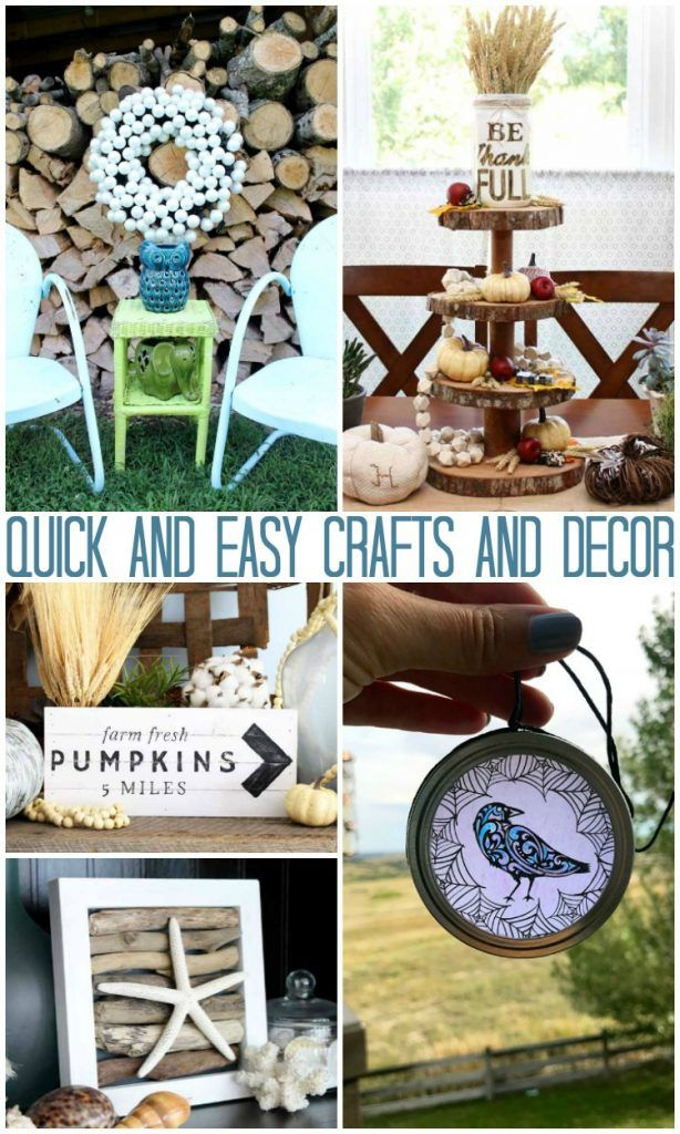 Quick And Easy Quick And Easy Crafts Easy Halloween Crafts