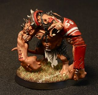 Ben's Workbench: Skaven Blood Bowl Team Project - Update