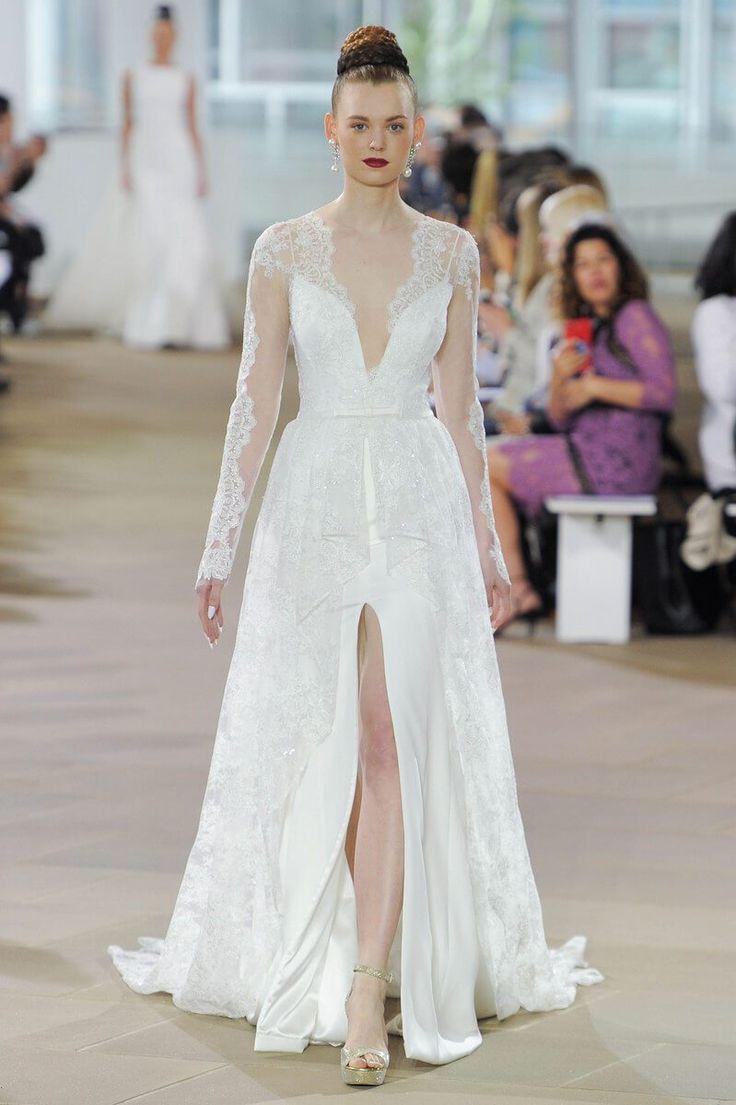 Ines Di Santo Spring 2018 Bridal Collection - Lake