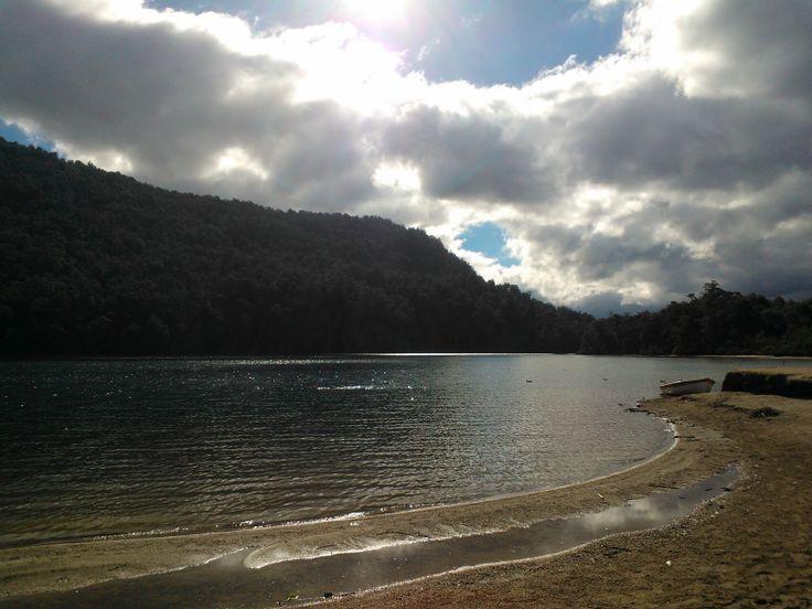 Lago Espejo. Argentina.