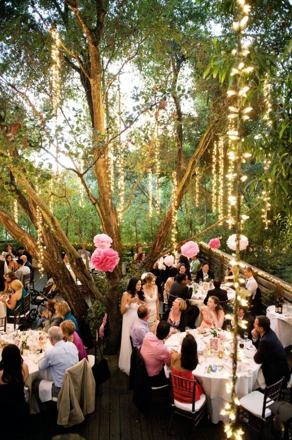 Green Weddings: Week Four, Choosing an Eco-Friendly Wedding Venue