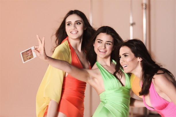 Miss Turkey güzellerinden kıpır kıpır tanıtım!