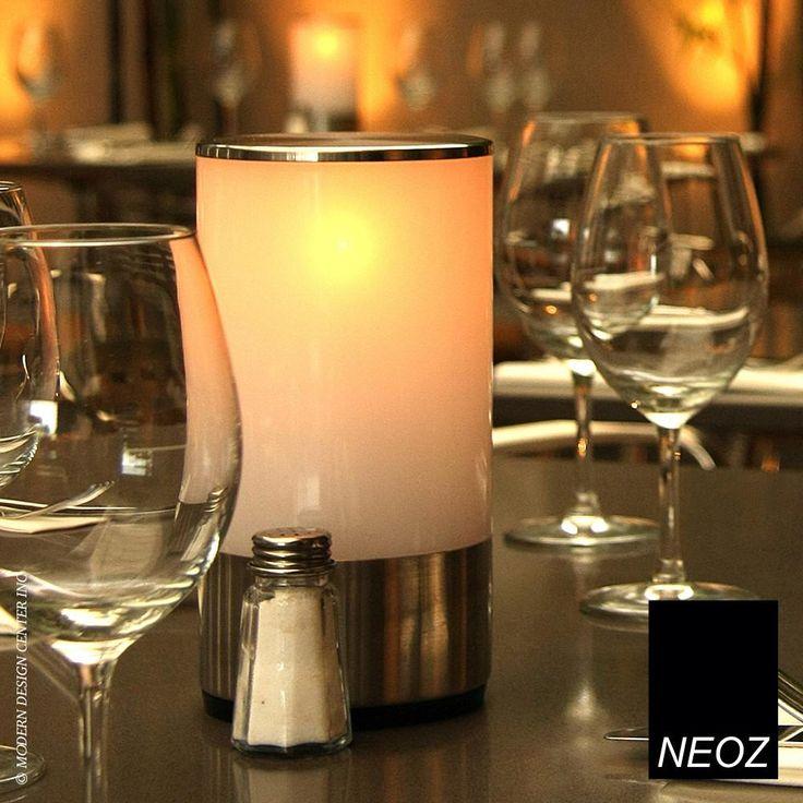 Neoz Collins Cordless Table Lamp - LoftModern - 2