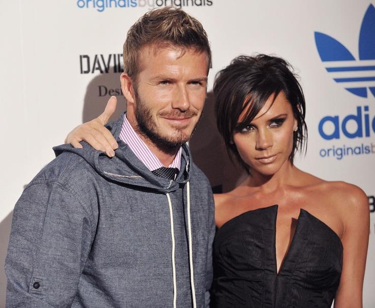 The Beckhams... <3