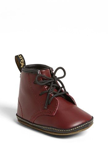 Dr. Martens Crib Bootie (Baby) | Need these now!