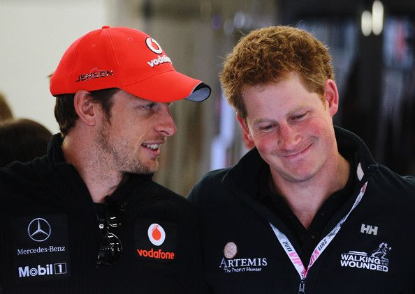 Prince Harry Photos - F1 Grand Prix of Great Britain - Zimbio