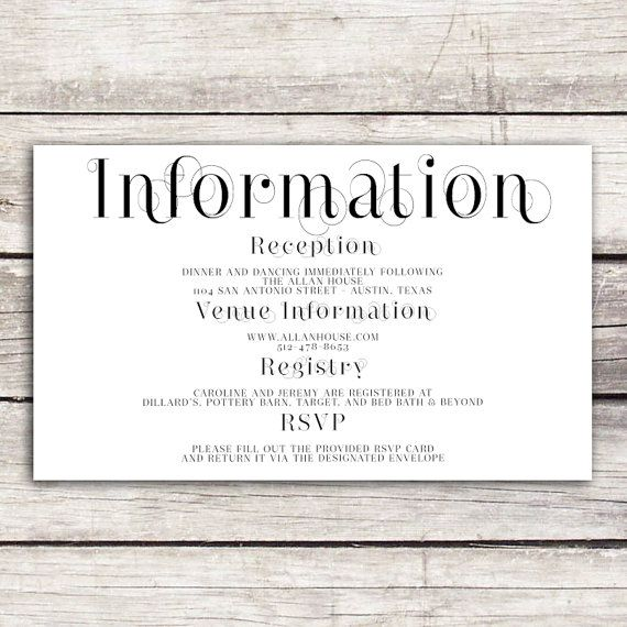 1000+ Images About Invites On Pinterest