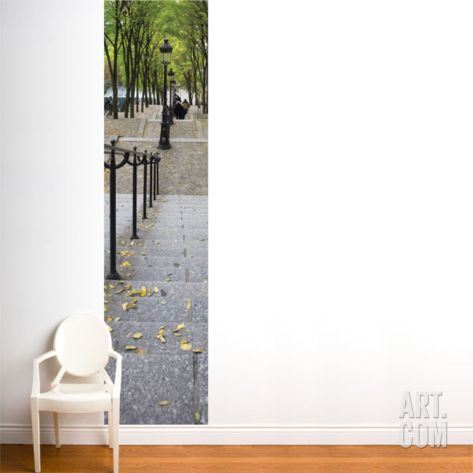 Montmartre  Wall Decal Wall Decal at Art.com