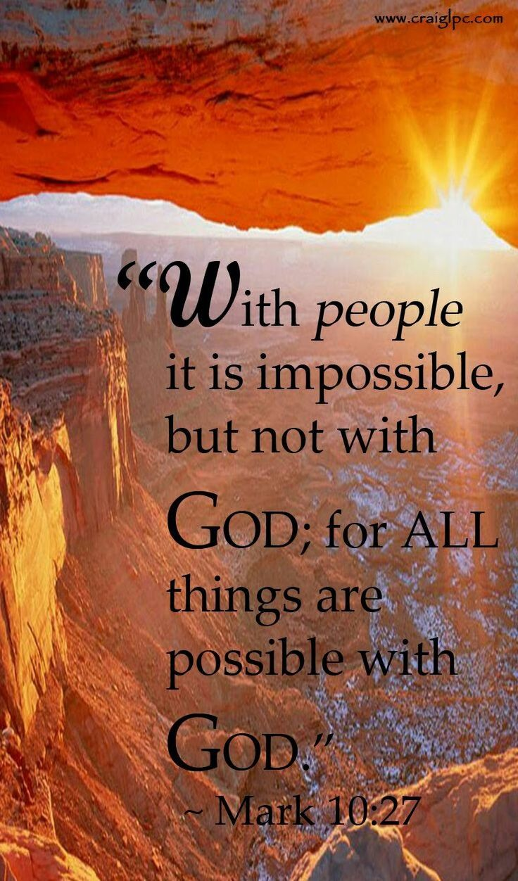 With God All Things Are Possible Tattoo Pious South Carolina Man
