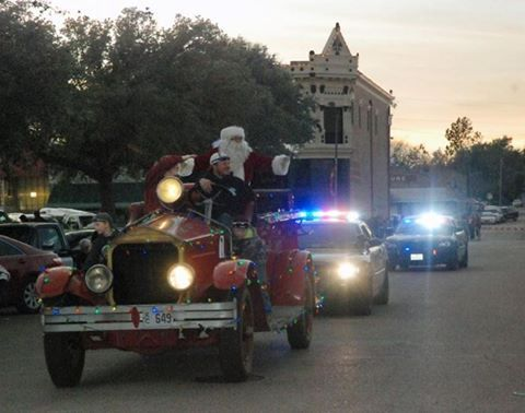Check out the Cameron, Texas Chamber of Commerce Christmas Parade this Saturday, Dec. 10th!