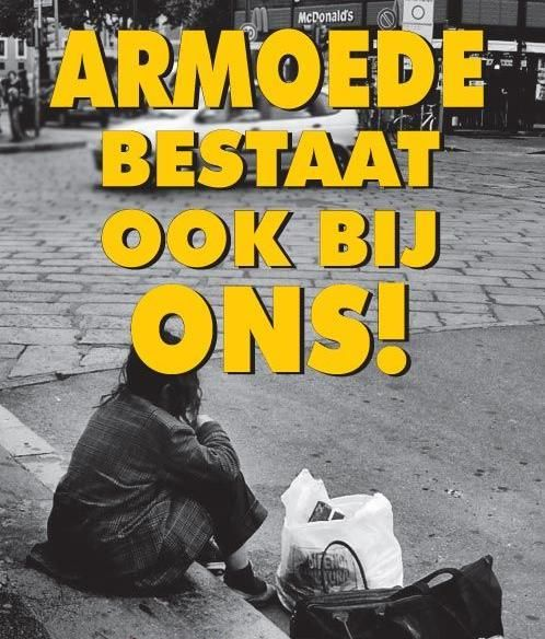 Armoede stijgt opnieuw in Nederland