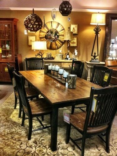 Formal Canadel Dining Set traditional dining roomDining Room