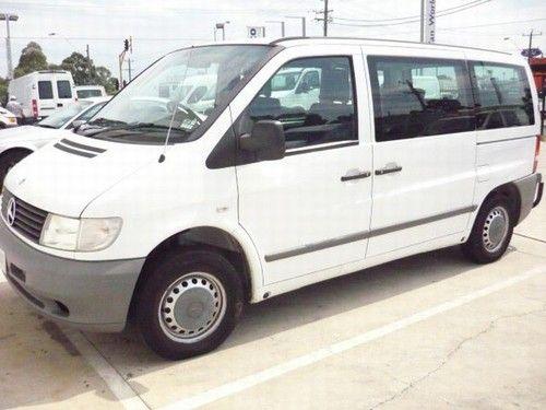 Mercedes Benz Vito service werkstatt buch  Mercedes-Benz Vito mit Benzin- und Dieselmotoren Vito 108 Diesel - 58 kW Vito DOWNLOAD
