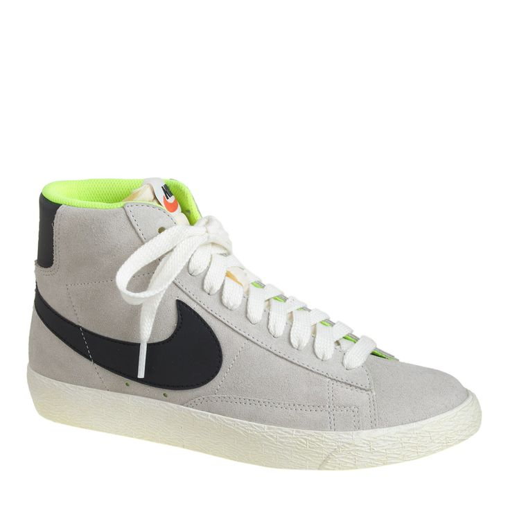 WOMEN'S NIKE® BLAZER MID VINTAGE SNEAKERS: Is it the sneaker craze with the  boys