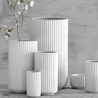 Lyngby vase stor