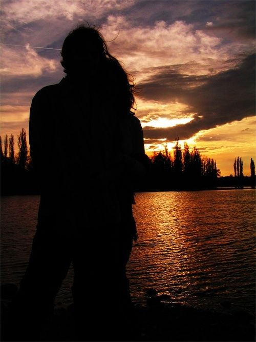 Dusk...perfect silhouette