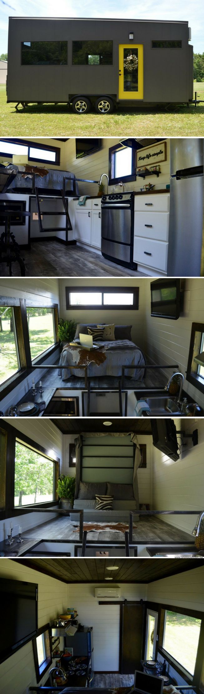 Shipping container homes living for the future earth911 com - A Tiny House Available For Sale In Arkansas